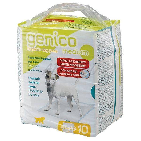 Hygienische Unterlagen F 252 R Hunde 60 X 60 Cm 10 Stk