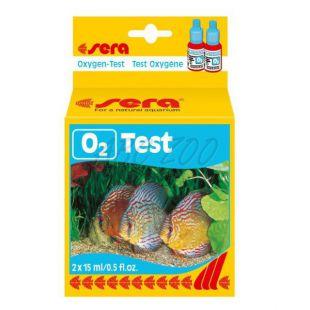 sera O2 Sauerstoff-Test