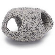 Dekoration - Stein Versteck, Granit, 5 cm