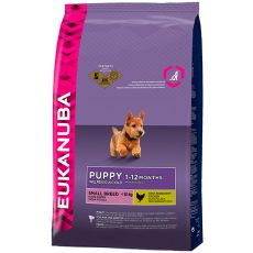 EUKANUBA PUPPY & JUNIOR Small Breed - 7,5 kg