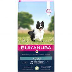 EUKANUBA ADULT Small & Medium Lamb – 12 kg