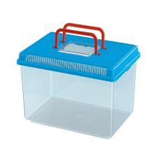 Transportbehälter Ferplast GEO LARGE - blau, 6L