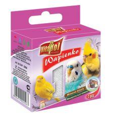 VITAPOL Mineralstein für Vögel -  Muscheln - 35 g