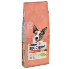 PURINA DOG CHOW Active 14kg
