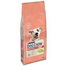 PURINA DOG CHOW SENSITIVE Lachs & Reis 14kg