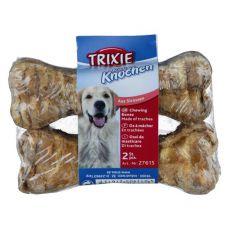 Kauknochen für Hunde aus Rinderstrossen 2x10cm