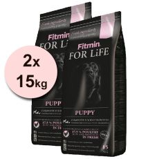 Fitmin FOR LIFE Puppy All Breeds 2x15kg