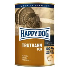 Happy Dog Pur - Truthahn 400g