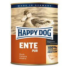 Happy Dog Pur - Ente 800g