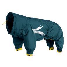 Overall Hurtta Slush Combat Suit - blau, SMALL