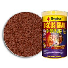 TROPICAL Discus Gran D-50 Plus 250ml/110g