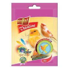 VITAPOL - Mix Vitaline Super Colour für Vögel, 20 g