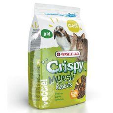 Crispy Muesli Rabbits 2,75kg - Futter für Kanninchen