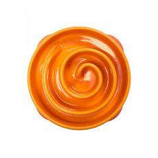 Napf Slo-Bowl Mini Coral - orange