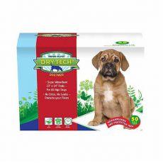 Hygienische Unterlage für Hunde DRY TECH - 59x61cm, 50 Stck
