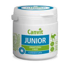 Canvit junior - Tabletten zur gesunden Entwicklung und Wachstum von Welpen 100 tbl. / 100 g