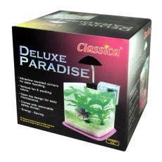 Aquarium Classica Deluxe Paradise - Kunststoff 6,4l