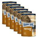 Happy Dog Pur - Truthahn, 6 x 400 g, 5+1 GRATIS