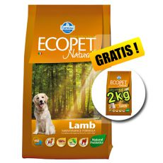 Farmina MO P ECOPET N dog LAMB MEDIUM 12 kg