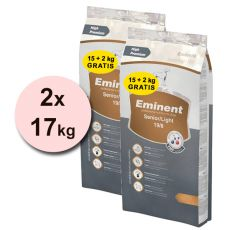 EMINENT Senior Light 2 x 17 kg