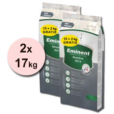 EMINENT Sensitive 2 x 17 kg