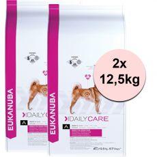 EUKANUBA Daily Care SENSITIVE Digestion - 2 x 12,5 kg