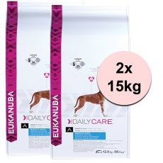 EUKANUBA Daily Care SENSITIVE Joints - 2 x 12,5 kg