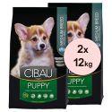 Farmina MO SP CIBAU dog PUPPY MEDIUM 2 x 12 kg