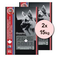Trockenfutter SAURUS 26 Adult Chicken - 2 x 15 kg