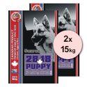 Welpenfutter SAURUS 28 Puppy Chicken - 2 x 15 kg