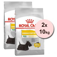 ROYAL CANIN MINI DERMACOMFORT 2 x 10 kg