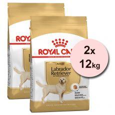 ROYAL CANIN LABRADOR RETRIEVER 2 x 12 kg