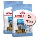 ROYAL CANIN MAXI STARTER MOTHER AND BABY DOG 2 x 15 kg