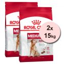 ROYAL CANIN MEDIUM ADULT +7 - 2 x 15 kg