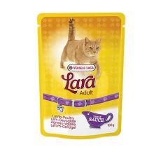 Lara Adult - Lamm- und Geflügelfleisch in Soße 100 g
