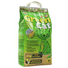 Katzenstreu für Katze Green Cat 12L