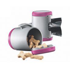 Flexi Vario Multi Box, rosa + Abfallbeutel