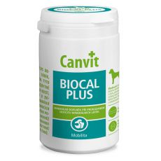 Canvit Biocal Plus - Kalziumtabletten für Hunde, 1kg