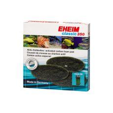 EHEIM  Aktiv-Kohlenvlies für Filter Classic 350 (2215) - 3 Stk