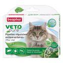 Tropfen gegen Ungeziefer für Katzen, natürlich - 3 Stk