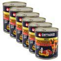 Dose ONTARIO für Hund mit Rindfleisch, Kartoffeln und Öl - 800g