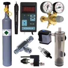 CO2 AAA top Set + pH Controller (500g)