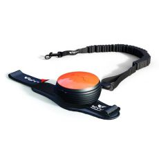 Lishinu Bungee handsfree Leine bis 30 kg, 3m - orange