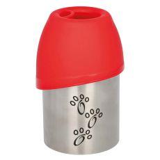 Reiseflasche mit Trinknapf für Hunde, 300 ml