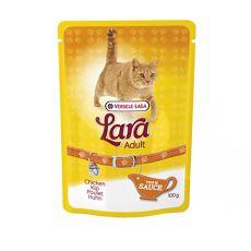 Lara Adult - Hühnerfleisch in Soße 100 g