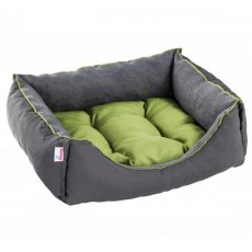 Schlafplatz für Hunde und Katzen SIESTA - grau, 60 x 50 cm