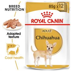 ROYAL CANIN ADULT CHIHUAHUA 85 g - Beutel
