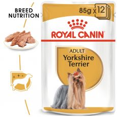 ROYAL CANIN ADULT YORKSHIRE 85 g - Beutel