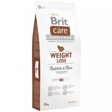 Brit Care Weight Loss - Rabbit & Rice 12kg