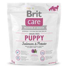 Brit Care Grain-free Puppy Salmon & Potato 1kg